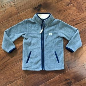 Carter's boys fleece jacket, size 5T
